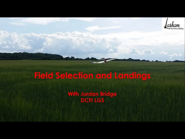 Field Selection and Landings