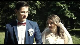 Денис и Эльвина. Короткий отчёт со свадьбы. 25.06.2016