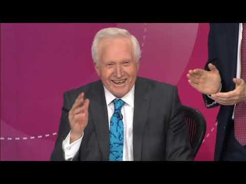 David Dimbleby Last BBC Question Time