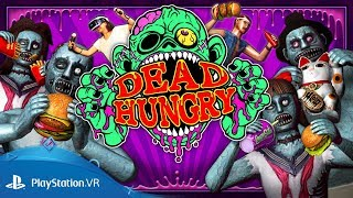 Dead Hungry | Announce Trailer | PlayStation VR