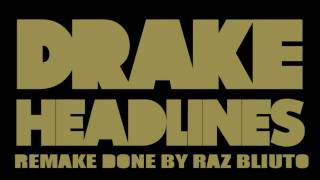 Drake - HEADLINES Instrumental [w/ DOWNLOAD!!]
