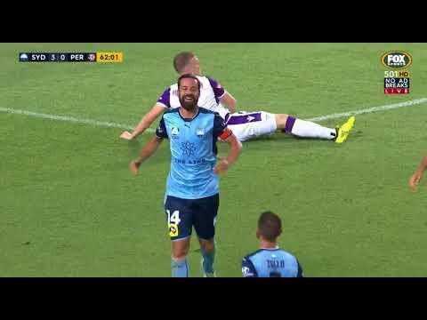 Sydney FC VS Perth Glory Round 13 2017/18 Highlights