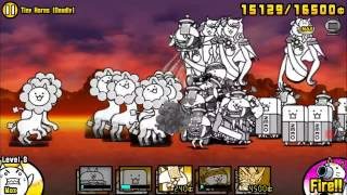 Battle Cats Tutorial - Li'l Cow Awakens! (Tiny Horns)