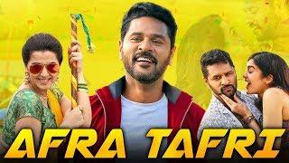Afra Tafri (Charlie Chaplin 2) Full South Indian Hindi Movie | Prabhu Deva, Nikki, Adah Sharma