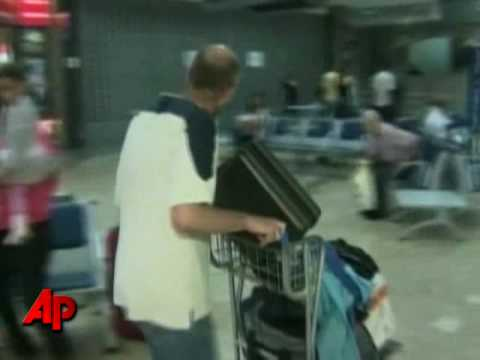 German Visitor Spends 13 Days in Brazil Airport