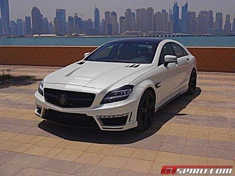 2016 mercedes benz cls 500 hypercar youtube for Mercedes benz cls 500 precio