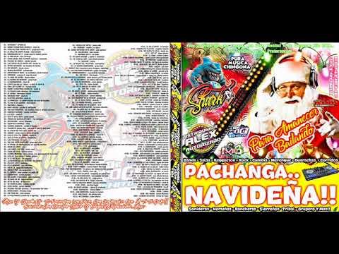 PACHANGA NAVIDEÑA 2017 - shark dj & heken record.s