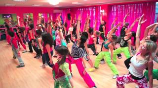 Zumba® Fitness Training Festival 2012, Thessaloniki, Greece.mov