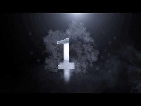 Smoke Countdown Timer Green Screen 10 Sec With Sound Effects | Motion Graphics | OMER J GRAPHICS