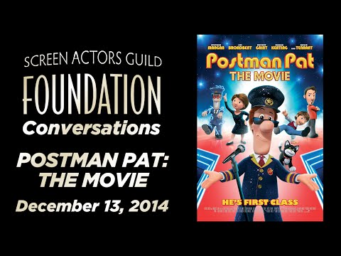 Conversations with POSTMAN PAT: THE MOVIE