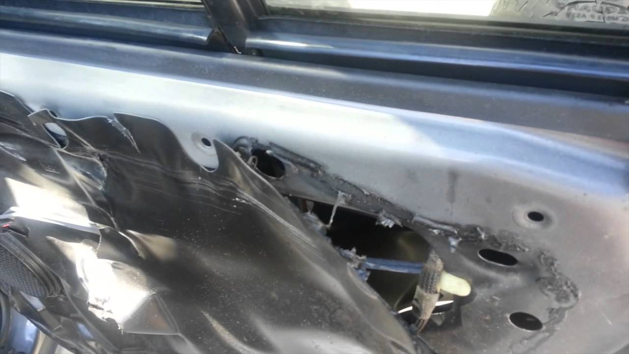 hight resolution of how to replace the rear window regulator in a jeep grand cherokee