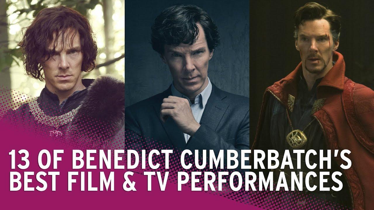 Benedict Cumberbatch's Best Film & TV Performances
