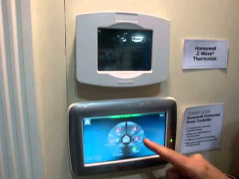Rich Security Interface For Honeywell Vista Alarm Panels