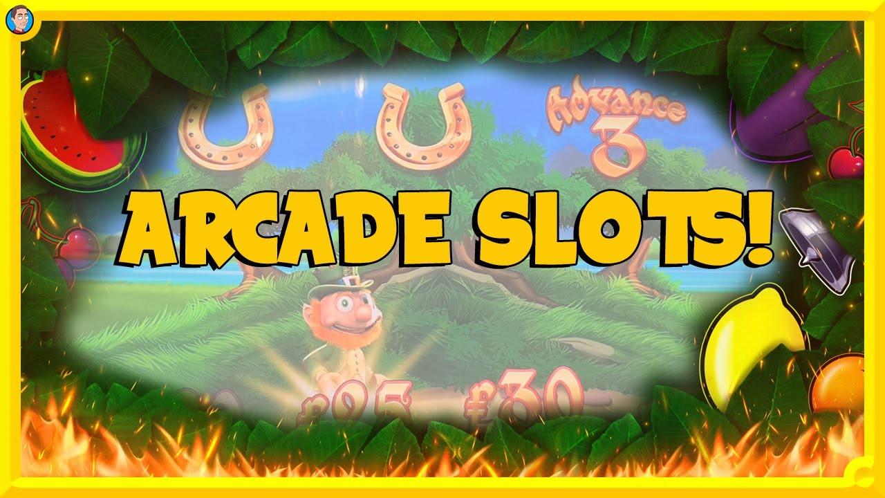 Arcade Slots: Mega Bars, Fruitinator, Jackpot Gems & More!