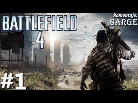 Zagrajmy w Battlefield 4 odc. 1 - Misja 1: Baku [FULL HD + detale Ultra i High]