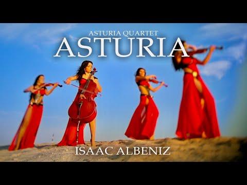 Electric string quartet ASTURIA || Струнный квартет Астурия