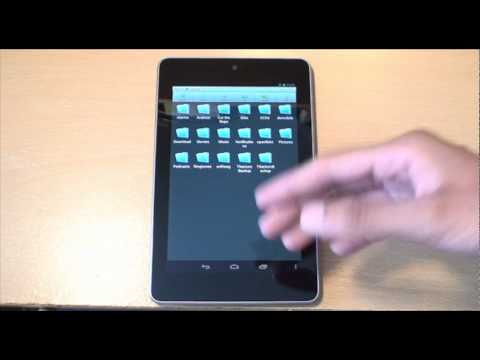 Nexus 7: How to Set Own Music (MP3) as Custom Notification