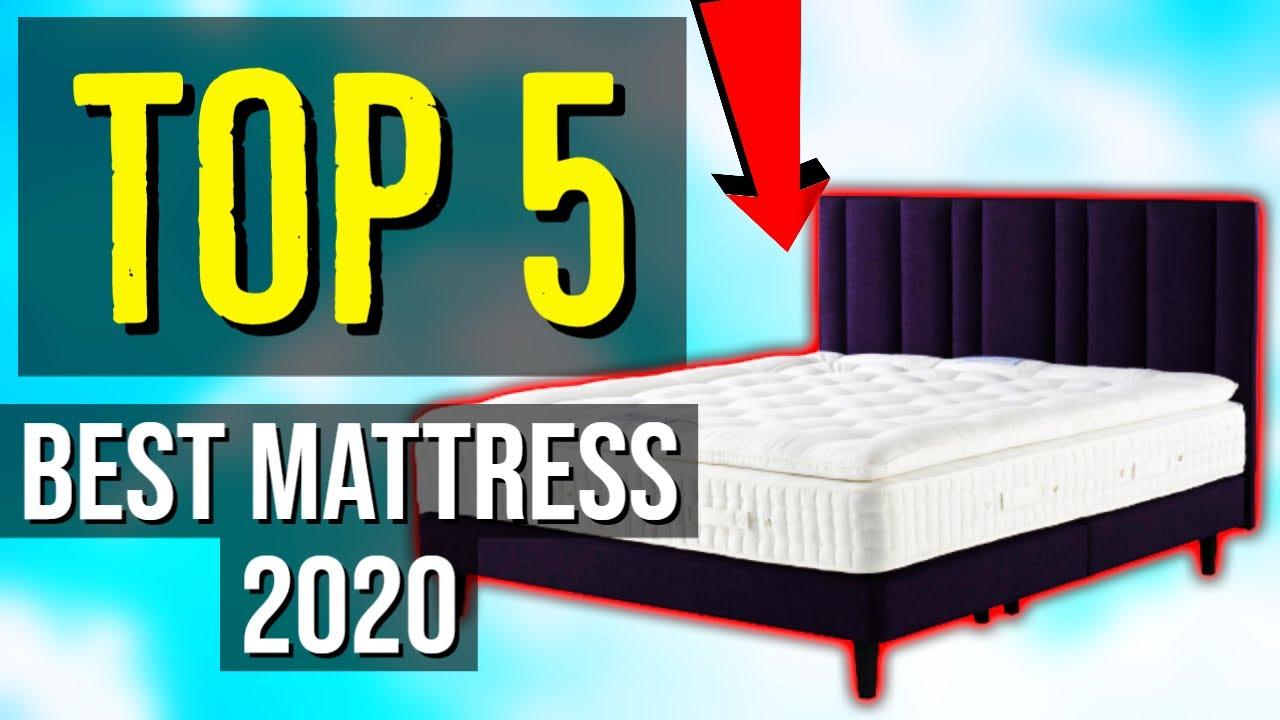 ✓ TOP 5: Best Mattress 2020 - YouTube
