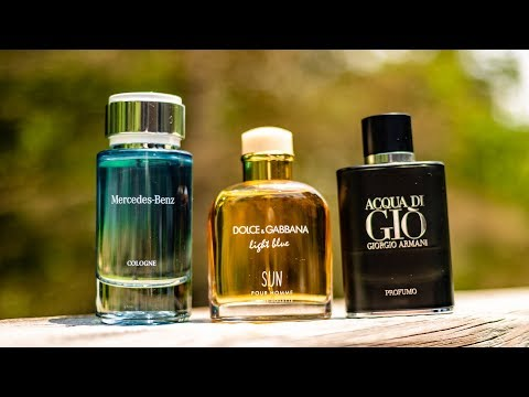 TOP 10 FRAGRANCES THAT ARE GUARANTEED TO GET YOU NOTICED THIS SUMMER   SEXY FRAGRANCES FOR MEN