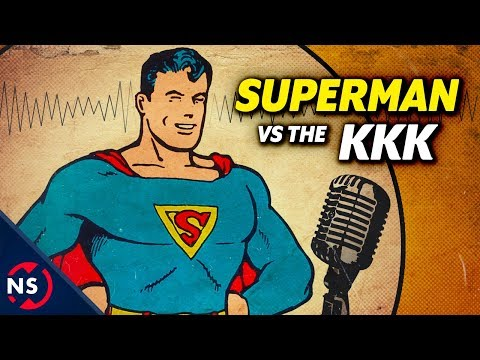 How Superman Fought the KKK for Real || NerdSync