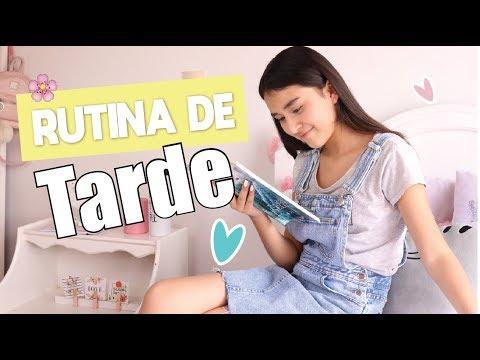 MI RUTINA DE TARDE 2018 - Sophie Giraldo