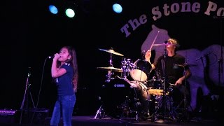 BARRACUDA (cover by kids band The Shadows) - The Stone Pony - November 15th, 2014 - (The Shadows NJ)