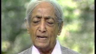 What is an action and state of being that is pure? | J. Krishnamurti