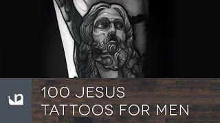 100 Jesus Tattoos For Men