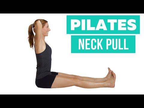 Pilates Neck Pull with Alisa Wyatt