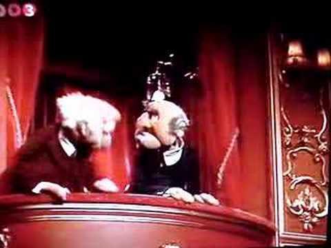 muppetshow waldorf statler youtube. Black Bedroom Furniture Sets. Home Design Ideas