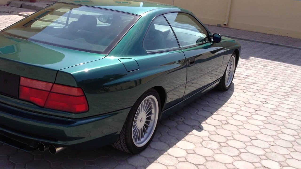 Alyehlis E31 1993 BMW 850 CSi 68500Km Green Euro Version