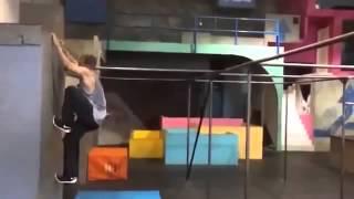 Arrow Stephen Amell Parkour Superhero Workout