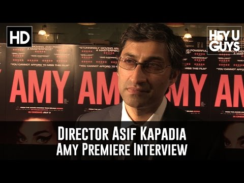 Director Asif Kapadia Interview - Amy (Winehouse) Premiere