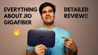 Jio Fiber Full Review & Speedtest! ⚡ PRICE | PLANS | 2020 | 30 Days FREE TRIAL 😱😮