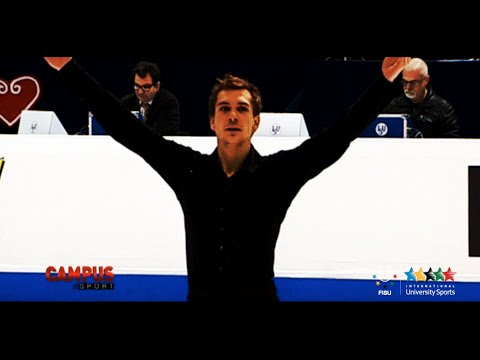 Peter Liebers, FISU Winter Universiade Athlete - 31th CAMPUS Sport TV Show - FISU 2015