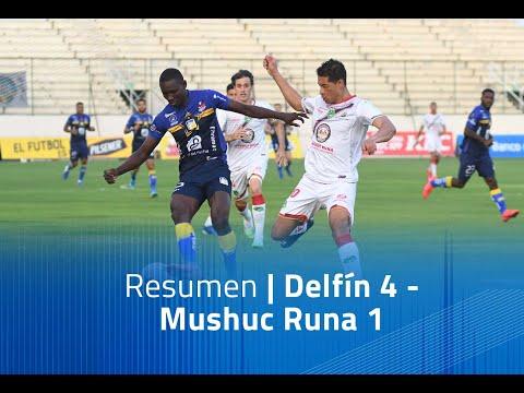 Delfin Mushuc Runa Goals And Highlights
