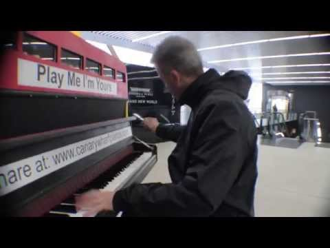 THE HONKY TONK BUS  - BOOGIE WOOGIE PIANO