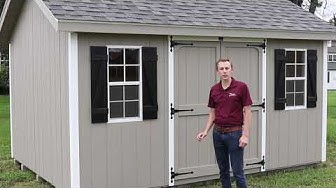10x14 Storage Sheds to make more Space for Life