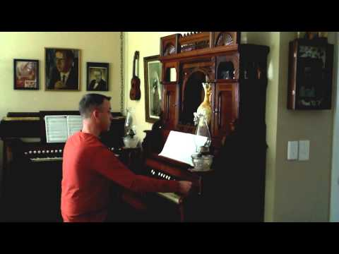 Worcester Reed Organ: Funeral March - Max Oesten