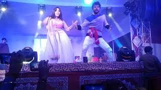 बलम जी आई लव यू का नया गाना खेसारी लाल यादव सुरभि शर्मा के साथ मधेपुर बिहार में आए हुए