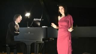 Singet nicht in Trauertönen, R. Schumann - Francisca Prudencio, Sopran