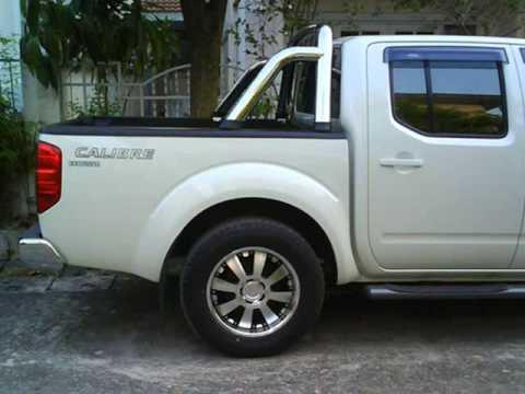 Nissan Navara Calibre - YouTube