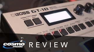 BOSS GT-1B Review - Cosmo Music