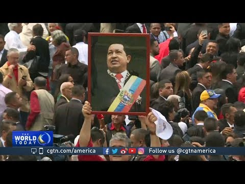 Venezuela constitutional assembly removes chief prosecutor