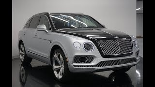 2019 Bentley Bentayga W12 - Revs + Walkaround in 4k
