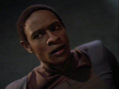 Tim Russ in Star Trek TNG