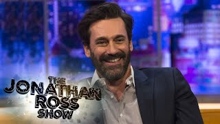 Worst Job Ever With Jon Hamm - The Jonathan Ross Show