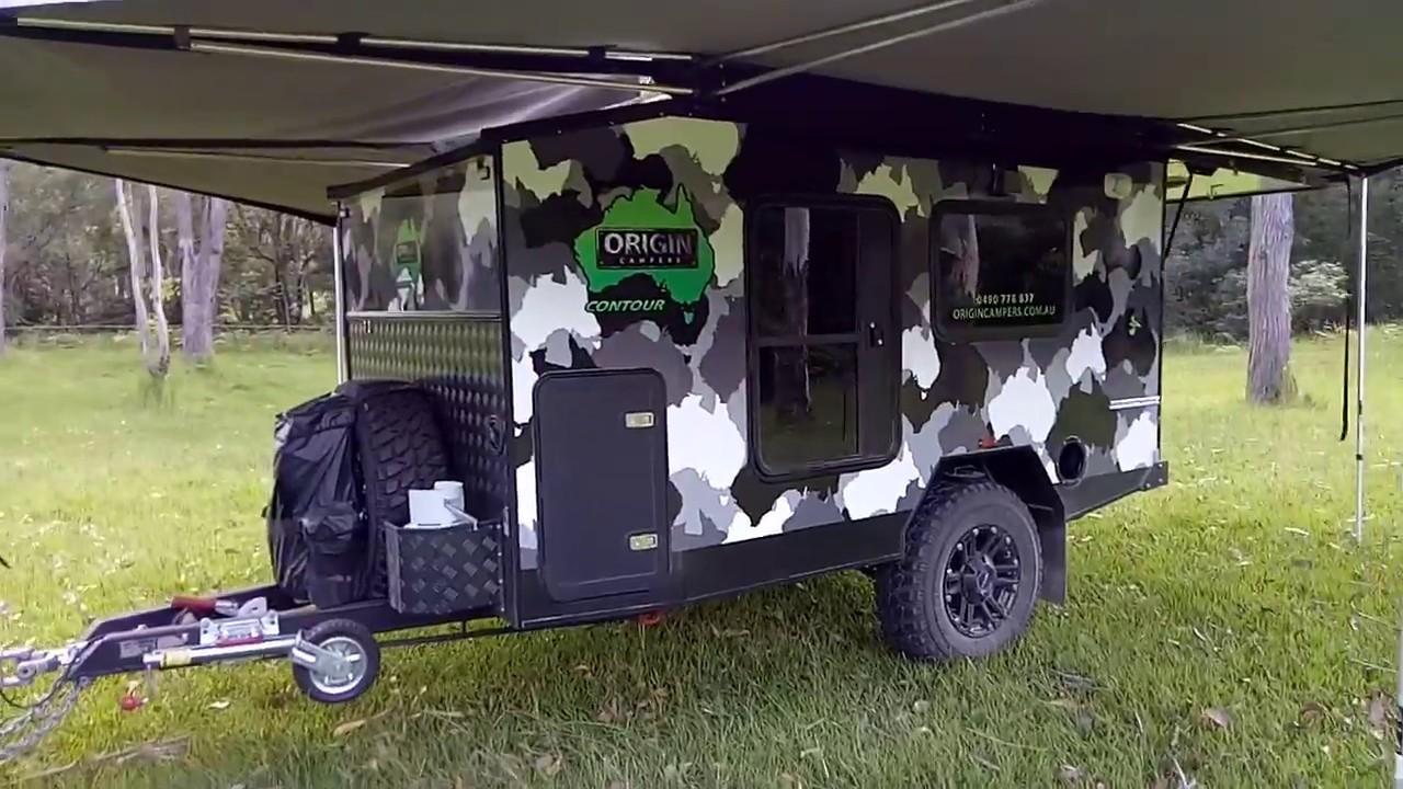 Camper Trailer Off Road 4 X 4 Australia 2018 New 360