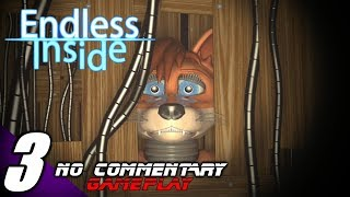 Endless Inside - Gameplay Walkthrough #3: Phase 4: Survival In The Basement (No Commentary)
