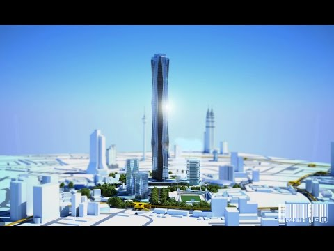 The ten tallest potential skyscrapers of the world - 2020
